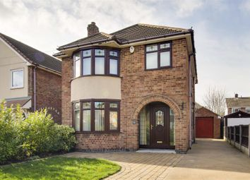 3 bed detached house for sale in Royce Avenue, Hucknall, Nottinghamshire NG15