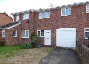 Thumbnail 2 bed terraced house to rent in Wolverley Grange, Alvaston, Derby