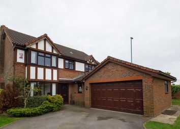 Thumbnail 4 bed detached house for sale in Yarlington Close, Bishops Cleeve, Cheltenham