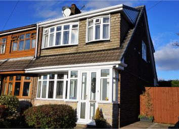 Thumbnail 3 bed semi-detached house for sale in Rydal Avenue, Oldham