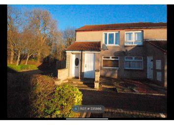 Thumbnail 1 bedroom flat to rent in Glencoul Avenue, Dalgety Bay, Dunfermline