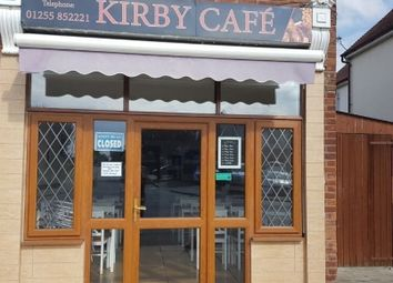 Thumbnail Restaurant/cafe for sale in Shop Parade, Halstead Road, Kirby Cross, Frinton-On-Sea