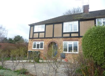 Thumbnail 2 bed maisonette to rent in Monks Close, Enfield