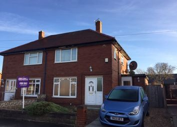 Thumbnail 2 bedroom semi-detached house for sale in Westbourne Drive, Garforth