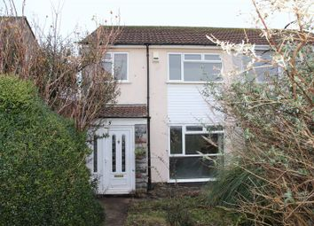 Thumbnail 3 bed semi-detached house for sale in Clifden Close, Newquay