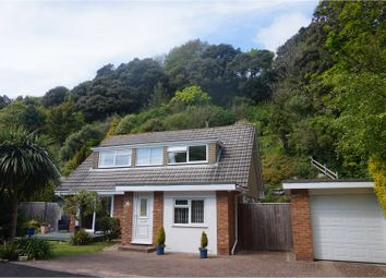 Thumbnail 3 bedroom detached house for sale in Castle Court, Ventnor