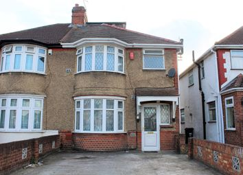 Thumbnail 4 bed semi-detached house to rent in Cardington Square, Hounslow