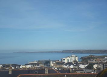 Thumbnail 5 bed terraced house for sale in Bay View Terrace, Newquay
