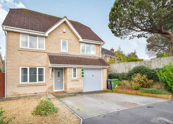 Thumbnail 4 bedroom detached house for sale in Meadowsweet Drive, Calne