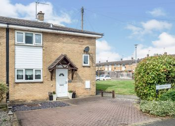 Thumbnail 2 bed end terrace house for sale in Lindsay Walk, Temple Herdewyke, Southam
