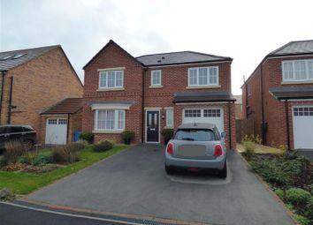 Thumbnail 4 bed detached house for sale in Mulberry Avenue, Beverley, East Yorkshire