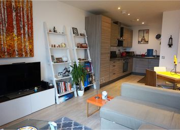 Thumbnail 1 bedroom flat for sale in 1 Rick Roberts Way, London