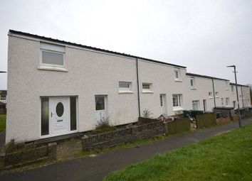 Thumbnail 3 bedroom end terrace house for sale in Craigrownie Gardens, Kilcreggan, Helensburgh