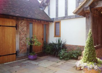 Thumbnail 2 bed property to rent in Pilgrims Way West, Otford, Sevenoaks