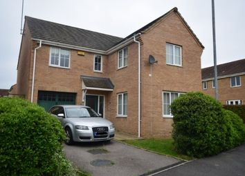 Thumbnail 4 bed detached house to rent in Chepstow Road, Corby