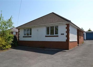 Thumbnail 2 bed bungalow for sale in Plas Bach, Crosshands Road, South Carmarthenshire, Gorslas