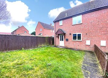 Thumbnail 2 bed semi-detached house for sale in Crown Gardens, Wereham, King's Lynn