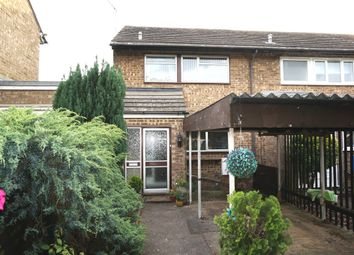 Thumbnail 3 bedroom end terrace house for sale in Breton, Stony Stratford, Milton Keynes