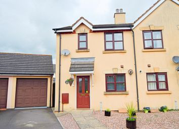 Thumbnail 3 bed semi-detached house for sale in Mallow Court, Willand