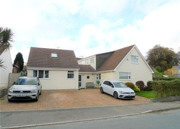 Thumbnail 5 bed bungalow for sale in Penkernick Way, St. Columb, Cornwall