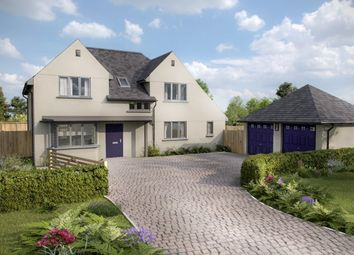 Thumbnail 4 bed detached house for sale in South Road, Newton Abbott
