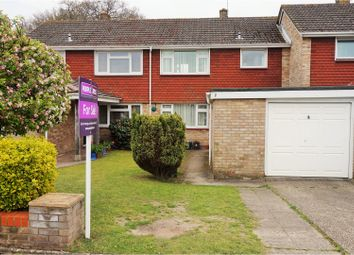 Thumbnail 3 bed terraced house for sale in Sherford Drive, Wareham