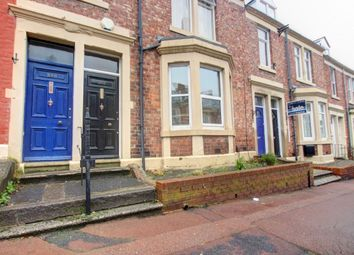 Thumbnail 2 bed flat for sale in Rectory Road, Bensham, Gateshead