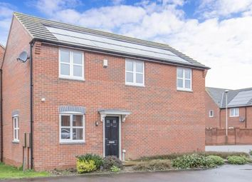 Thumbnail 3 bed detached house for sale in Beagle Close, Leicester, Leicestershire