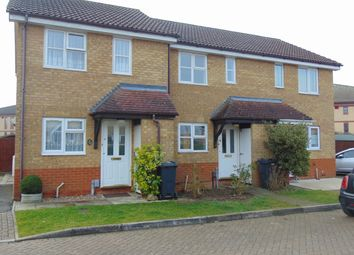 Thumbnail 2 bedroom terraced house to rent in The Limes, Kingsnorth, Ashford