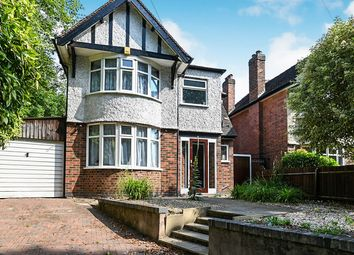 Thumbnail 3 bed detached house for sale in Kedleston Road, Five Lamps, Derby