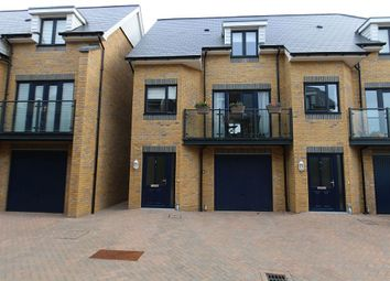 Thumbnail 2 bed town house for sale in Barton Mews, Whitstable, Kent
