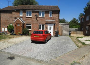 Thumbnail 2 bed end terrace house for sale in Cloudberry Road, Haydon Wick, Swindon