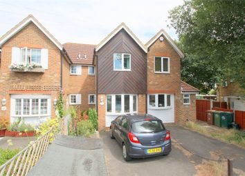 Thumbnail 2 bed terraced house for sale in Hithermoor Road, Staines-Upon-Thames, Surrey