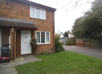 Thumbnail 2 bed end terrace house to rent in Carman Close, Swindon