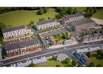 Thumbnail Land for sale in The Garages, London Road, Newcastle-Under-Lyme, Staffs