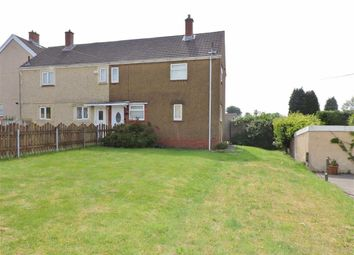 Thumbnail 2 bed semi-detached house for sale in Colwyn Avenue, Winch Wen, Swansea