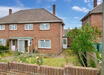 Thumbnail 3 bed semi-detached house for sale in Shamblers Road, Cowes, Isle Of Wight