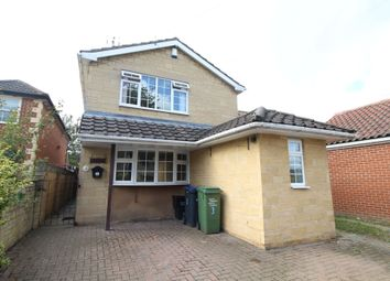 Thumbnail 4 bedroom detached house to rent in Greenway Lane, Chippenham