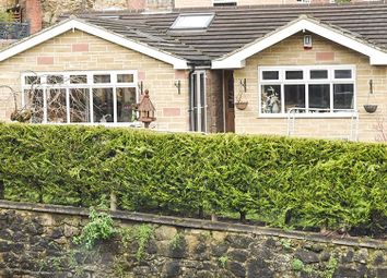 Thumbnail 3 bedroom detached bungalow for sale in Holme Road, Matlock Bath, Matlock