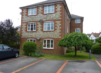 Thumbnail 1 bed flat to rent in Emlyn Lane, Leatherhead