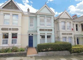 Thumbnail 3 bed property to rent in Endsleigh Park Road, Plymouth