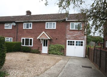 Thumbnail 4 bed semi-detached house for sale in Loundyes Close, Thatcham