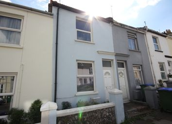 Thumbnail 2 bed terraced house to rent in Lawes Avenue, Newhaven