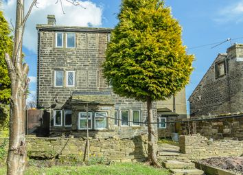 Thumbnail 4 bed terraced house for sale in Totties, Holmfirth