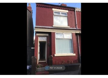 Thumbnail 3 bed terraced house to rent in Gloucester Rd, Liverpool