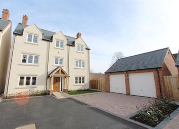 Thumbnail 5 bed detached house for sale in Main Street, Ullesthorpe, Lutterworth
