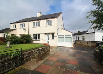 Thumbnail 3 bed semi-detached house for sale in School Road, Thursby, Carlisle, Cumbria