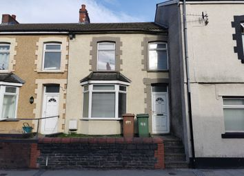 Thumbnail 3 bed terraced house to rent in Commercial Street, Aberbargoed