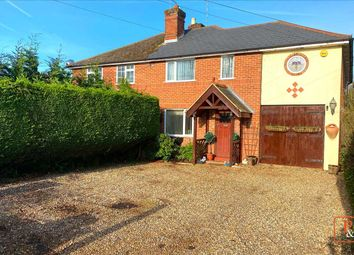 4 bed semi-detached house for sale in Meyrick, Colchester Road, Great Bromley, Colchester CO7