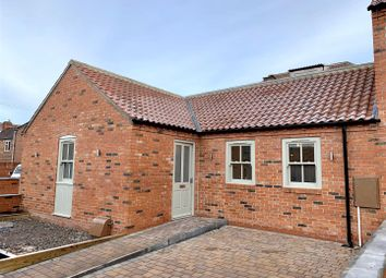 Thumbnail 2 bed bungalow for sale in Masonic Lane, Thirsk